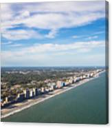 Views From Above Canvas Print