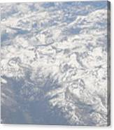 Views From The Sky Canvas Print