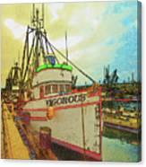 Vigorous Canvas Print