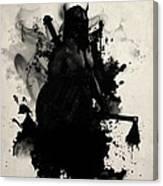 Viking Canvas Print