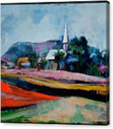 Village St-germain. Canvas Print