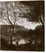 Ville Canvas Print