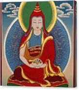 Vimalamitra Vidyadhara Canvas Print