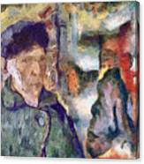 Vincent And Lalo-take 1 Canvas Print