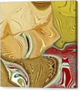 Vincent Meets Pablo Canvas Print