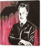 Vincent Price No. 3 Canvas Print
