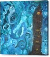 Vincents Castle  Canvas Print