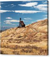 Vindicator Valley Mine Trail Canvas Print