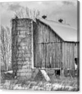 Vintage Barn Canvas Print