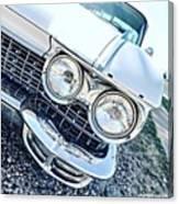 #vintage #carcorners Just Make So Canvas Print