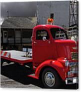 Vintage Chevrolet Truck Canvas Print