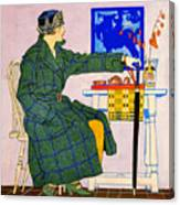 Vintage Clothing Advertisement 1910 Canvas Print