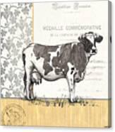 Vintage Farm 4 Canvas Print