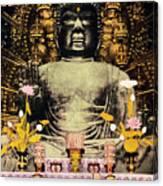 Vintage Japanese Art 24 Canvas Print