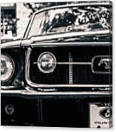 Vintage Mustang Canvas Print