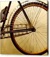 Vintage Remington Bike Canvas Print