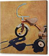 Vintage Tricycle Canvas Print