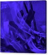 Violet Shine I I Canvas Print
