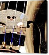 Violin 2a Canvas Print
