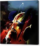 Violin Painting Art 321 Canvas Print