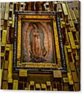 Virgen De Guadalupe 6 Canvas Print