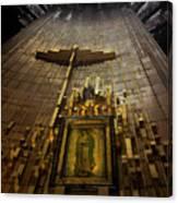 Virgen De Guadalupe 9 Canvas Print