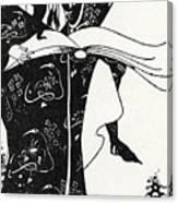 Virgilius The Sorcerer Canvas Print