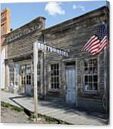 Virginia City Ghost Town - Montana Canvas Print