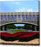 Virginia Tech - Torgersen Bridge Canvas Print