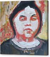 Vision Of Johanna Canvas Print
