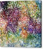 Visionary Painting Canvas Print