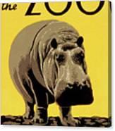 Visit The Zoo Philadelphia Canvas Print