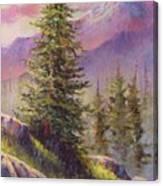 Vista View Canvas Print