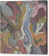 Visual Jazz #20 Canvas Print