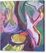 Visual Jazz #21 Canvas Print