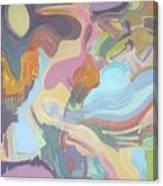 Visual Jazz #22 Canvas Print