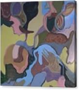 Visual Jazz #23 Canvas Print