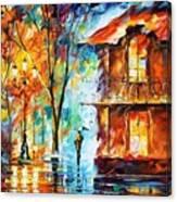 Vitebsk 1925 Canvas Print