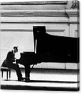 Vladimir Horowitz Canvas Print