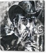 Vladimir Staer, Portrait Canvas Print