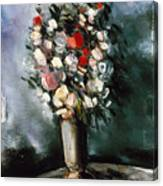 Vlaminck: Summer Bouquet Canvas Print