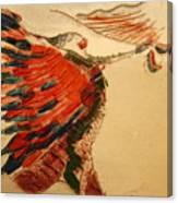 Voila - Tile Canvas Print