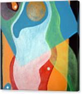 Voile Canvas Print