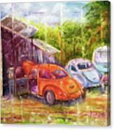 Volks Canvas Print