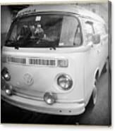 Volkswagen Westfalia Camper Canvas Print