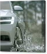 Volvo Xc Coupe Concept Canvas Print