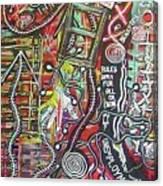 Voo Doo Economy Canvas Print