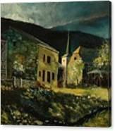 Vresse 67 Canvas Print