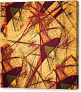Vuelo Canvas Print