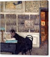 Vuillard: Revue, 1901 Canvas Print